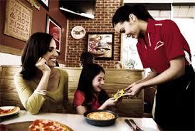 pizza hut service