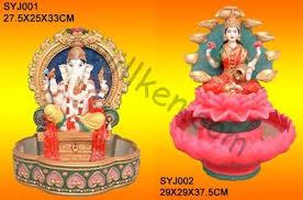 hindu figurines