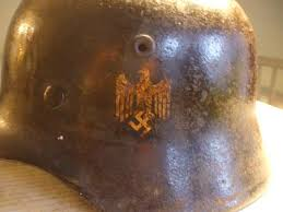wwii german helmets