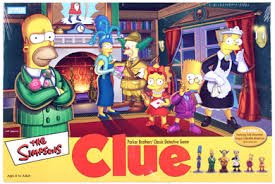 board games clue