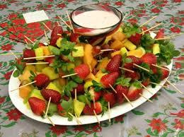 fruit platter design