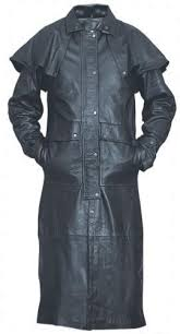 leather duster jackets