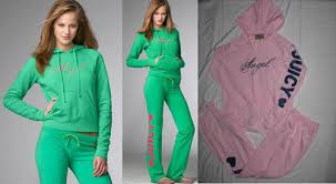 juicy sweat outfits