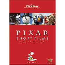 pixar short films volume 1