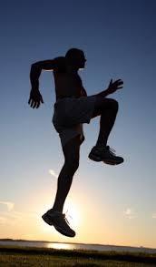 plyometric jump