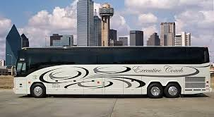 pictures of charter buses