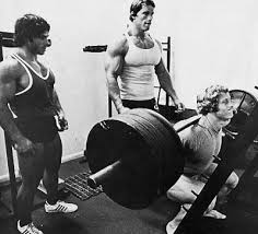 arnold weightlifting