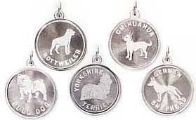 dog pendants