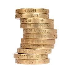 10 pound coin