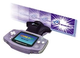 game boy advance e reader