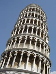 leaning tower italy