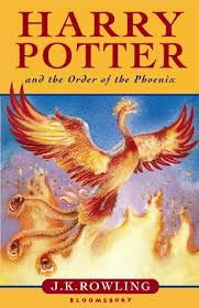 harry potter 5 books