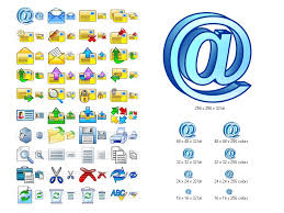email icons free