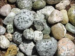 glassy rocks