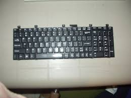msi laptop keyboard