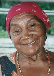 amerindian woman