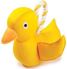 cuddly toy duck