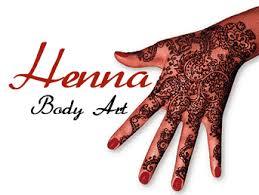 henna shops