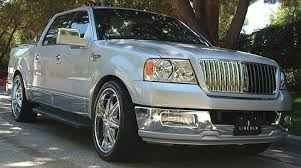 lincoln mark lt rims