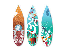 surf boards pictures