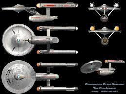 constitution class starship