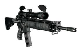 m4 rifle scope