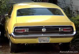ford maverick 1971