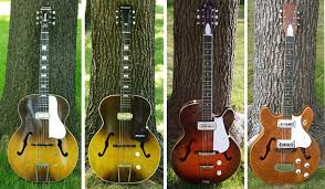 harmony hollywood guitar