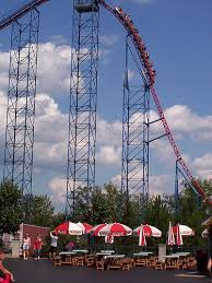 rides at six flags new england