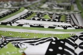 black white quilts