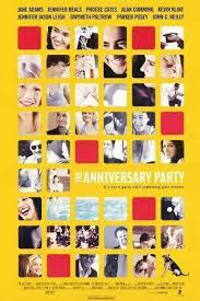 anniversary party movie
