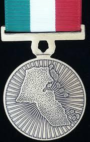 kuwaiti liberation medal