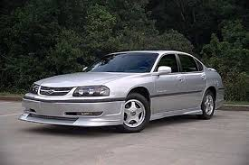 chevy impala 2000
