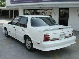 cutlass 1991