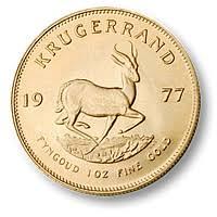 krugerrand gold
