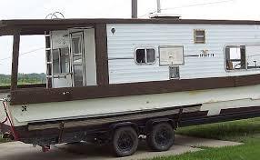 yukon delta houseboat