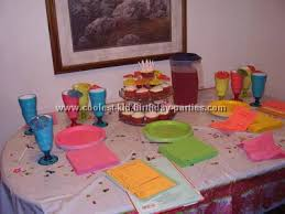 hawaiian kids party
