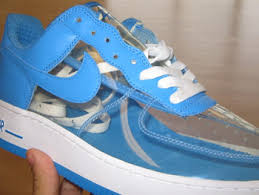 invisible nike air force ones