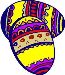 easter egg photos