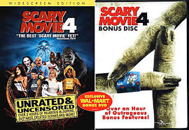 scary dvds