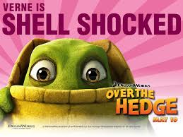 over the hedge verne