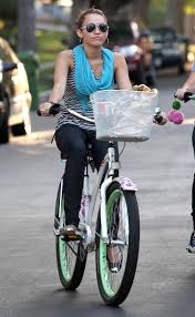 pictures of people on bikes