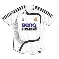 new real madrid shirt