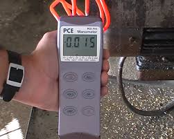 air pressure meter