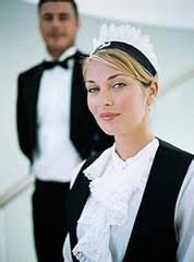 butler maid