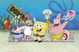 characters of spongebob
