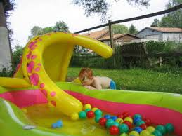 blowup pool