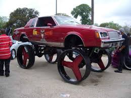cars with 40 inch rims