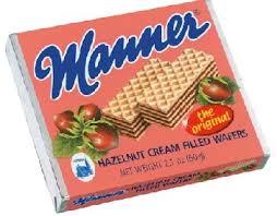 manner wafer
