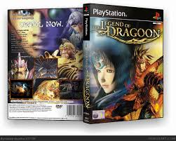 legend of the dragoon psp